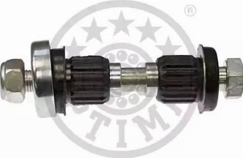 Optimal F8-5582 - Zestaw naprawczy, dzwignia kierunkowa (prowadząca) intermotor-polska.com