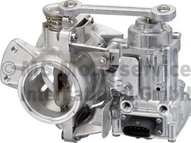 Pierburg 7.04799.08.0 - Klapka ujscia spalin intermotor-polska.com
