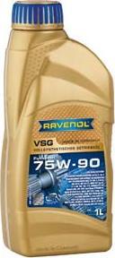 Ravenol 1221101-001-01-999 - Olej przekładniowy do skrzyni biegów intermotor-polska.com