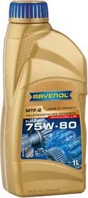 Ravenol 1221103-001-01-999 - Olej przekładniowy do skrzyni biegów intermotor-polska.com