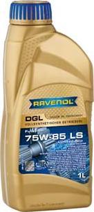 Ravenol 1221107-001-01-999 - Olej przekładniowy do skrzyni biegów intermotor-polska.com