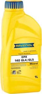 Ravenol 1223210-001-01-999 - Olej przekładniowy do skrzyni biegów intermotor-polska.com
