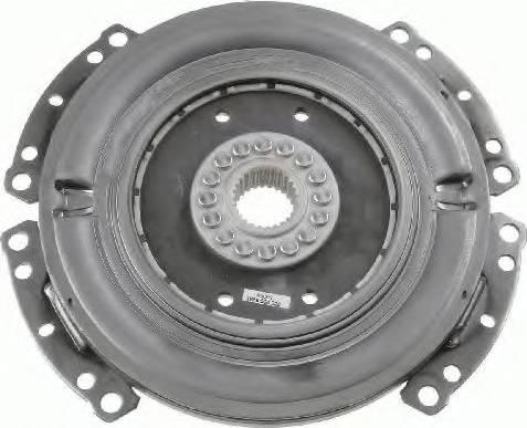SACHS 1866 600 026 - Tłumik drgań, sprzęgło intermotor-polska.com