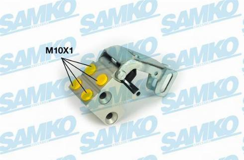 Samko D30906 - Korektor siły hamowania intermotor-polska.com