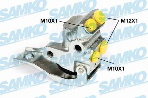 Samko D30908 - Korektor siły hamowania intermotor-polska.com