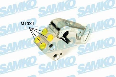 Samko D30907 - Korektor siły hamowania intermotor-polska.com