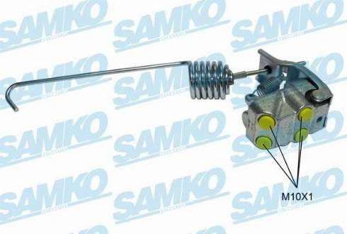 Samko D30934 - Korektor siły hamowania intermotor-polska.com
