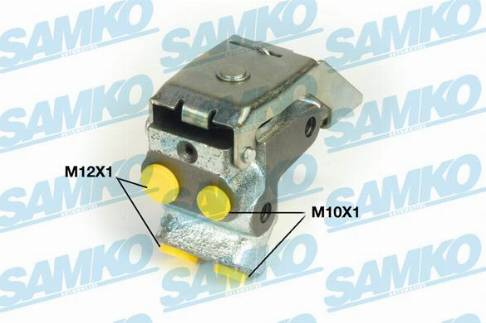 Samko D30925 - Korektor siły hamowania intermotor-polska.com