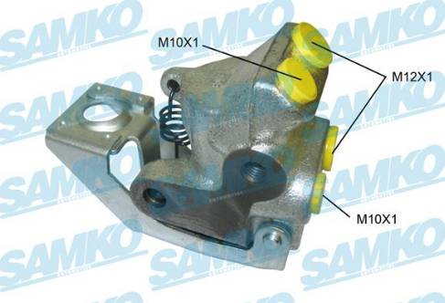 Samko D30923 - Korektor siły hamowania intermotor-polska.com