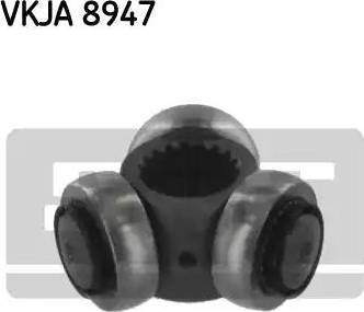 SKF VKJA 8947 - Podpora trójramienna, wał napędowy intermotor-polska.com