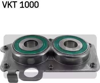 SKF VKT 1000 - Łożysko, mech. skrzynia biegów intermotor-polska.com