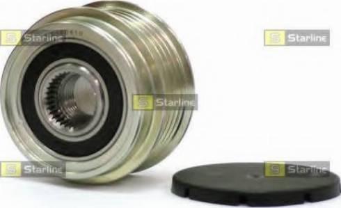 Starline RS 100410 - Alternator - sprzęgło jednokierunkowe intermotor-polska.com
