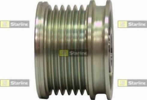 Starline RS 100110 - Alternator - sprzęgło jednokierunkowe intermotor-polska.com