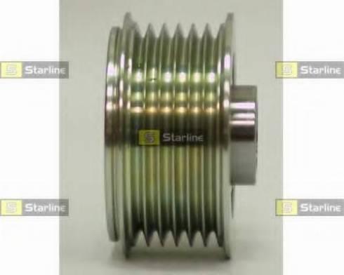 Starline RS 102810 - Alternator - sprzęgło jednokierunkowe intermotor-polska.com