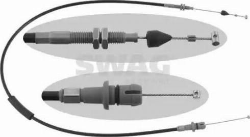 Swag 55 91 5750 - Cięgno, automatyczna skrzynia biegów intermotor-polska.com