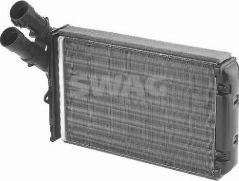Swag 62 91 9323 - Wymiennik ciepła, ogrzewanie wnętrza intermotor-polska.com