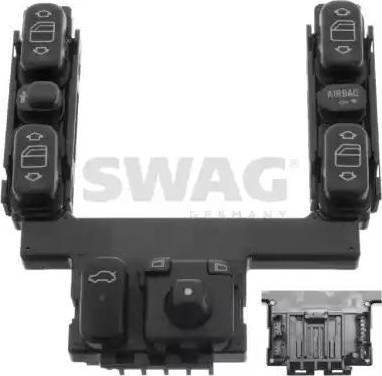 Swag 10 94 6501 - Włącznik, tylna pokrywa intermotor-polska.com