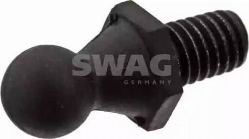 Swag 10 94 0838 - Element mocujący, pokrywa komory silnika intermotor-polska.com