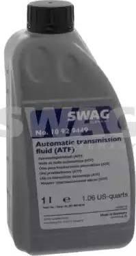 Swag 10 92 9449 - Olej do automatycznej skrzyni biegów intermotor-polska.com