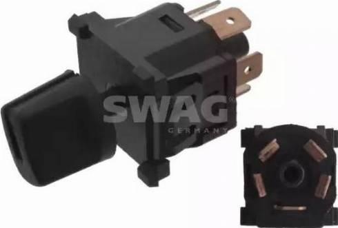 Swag 30 94 5623 - Przełącznik dmuchawy, ogrzewanie / wentylacja intermotor-polska.com