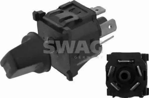 Swag 30 91 4078 - Przełącznik dmuchawy, ogrzewanie / wentylacja intermotor-polska.com