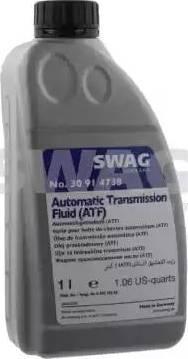 Swag 30 91 4738 - Olej do automatycznej skrzyni biegów intermotor-polska.com