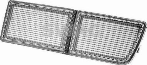 Swag 30 91 7032 - Pokrywa, reflektor przeciwmgłowy intermotor-polska.com