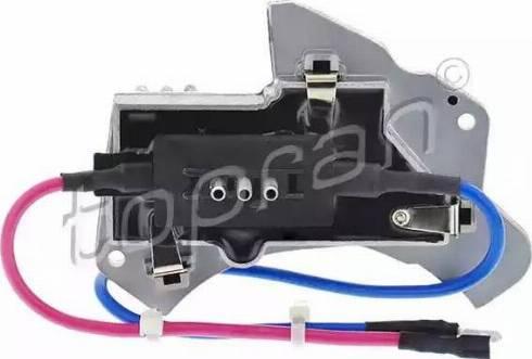 Topran 401 680 - Przełącznik dmuchawy, ogrzewanie / wentylacja intermotor-polska.com
