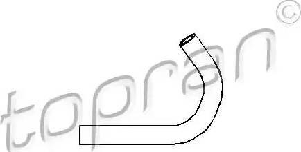 Topran 501 555 - Wąż hydrauliczny, system kierowania intermotor-polska.com