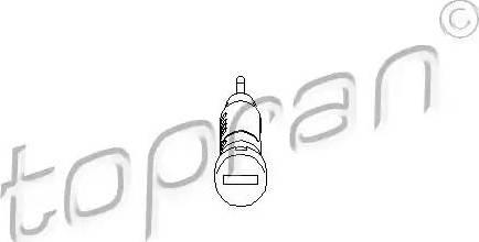 Topran 109 719 - Cylinder zamykany intermotor-polska.com
