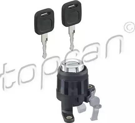 Topran 108 611 - Cylinder zamykany intermotor-polska.com