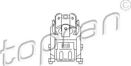 Topran 103 428 - Przełącznik dmuchawy, ogrzewanie / wentylacja intermotor-polska.com