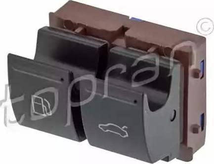 Topran 115 115 - Włącznik, odblokowywanie pokrywy bagażnika intermotor-polska.com