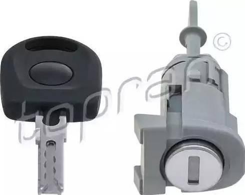 Topran 113 571 - Cylinder zamykany intermotor-polska.com