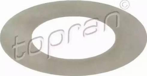 Topran 113 661 - Podkladka, kolo pasowe - wał korbowy intermotor-polska.com
