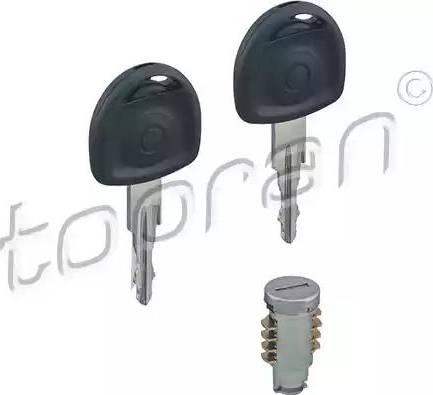Topran 200 020 - Cylinder zamykany intermotor-polska.com