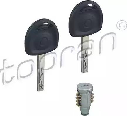 Topran 200 021 - Cylinder zamykany intermotor-polska.com