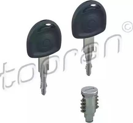 Topran 200 022 - Cylinder zamykany intermotor-polska.com