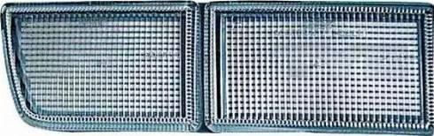 TYC 12-1601-01-6 - Pokrywa, reflektor przeciwmgłowy intermotor-polska.com