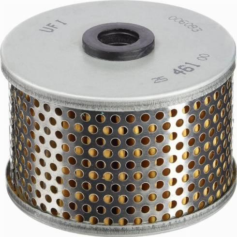 UFI 25.461.00 - Filtr hydrauliczny, układ kierowniczy intermotor-polska.com