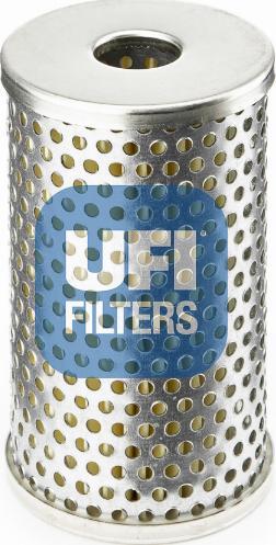 UFI 25.406.01 - Filtr hydrauliczny, układ kierowniczy intermotor-polska.com