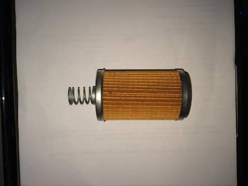 UFI 25.511.00 - Filtr hydrauliczny, układ kierowniczy intermotor-polska.com
