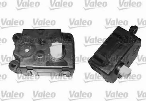 Valeo 509604 - Sterowanie, klapki mieszające intermotor-polska.com