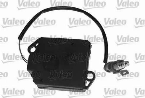 Valeo 509228 - Sterowanie, klapki mieszające intermotor-polska.com