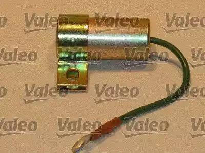 Valeo 607453 - Kondensator, układ zapłonowy intermotor-polska.com
