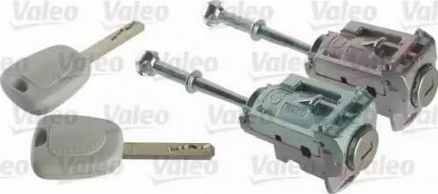 Valeo 256967 - Cylinder zamykany intermotor-polska.com