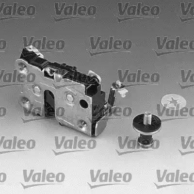 Valeo 256607 - Cylinder zamykany intermotor-polska.com