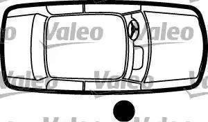 Valeo 256608 - Cylinder zamykany intermotor-polska.com