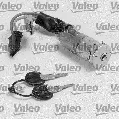 Valeo 252239 - Blokada kierownicy intermotor-polska.com