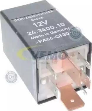 Vemo V15-71-0015 - Przekaznik, układ ogrzewania wstępnego intermotor-polska.com